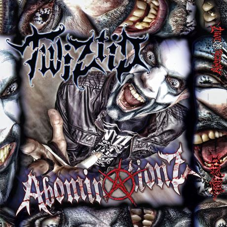Twiztid Abominationz (Madrox Cover)