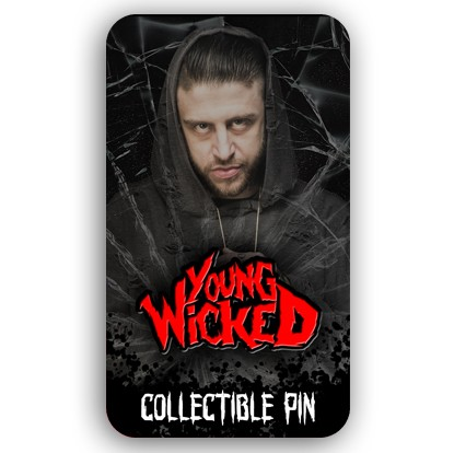 Young Wicked Hat Pin