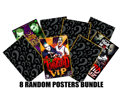Mystery 8 Show/VIP Poster Bundle