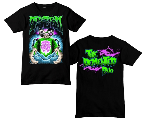 Twiztid Two Headed Demented Duo