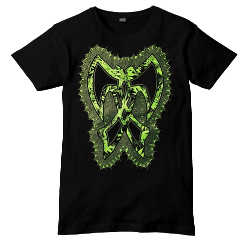 AMB Double Axe Weed Shirt
