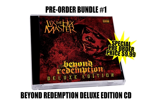 Lex The Hex Master Beyond Redemption Deluxe Edition