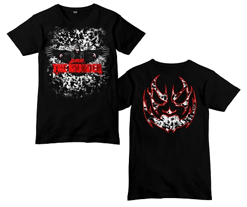 BOONDOX THE MURDER COVER SHIRT