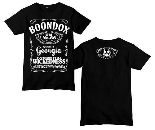 Boondox JD Label Shirt