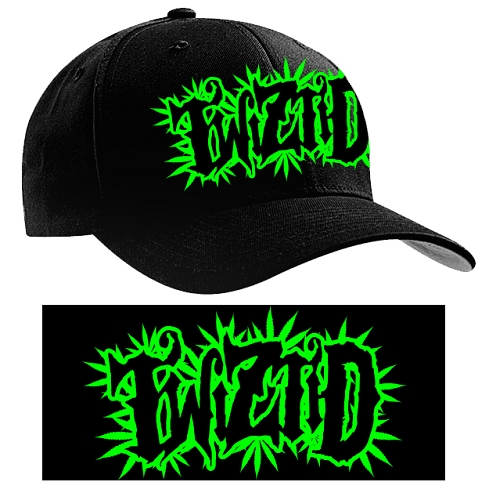 Twiztid 420 Green Weed Logo Flex Fit