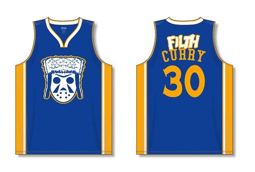 G-Mo Skee Filth Curry Basketball