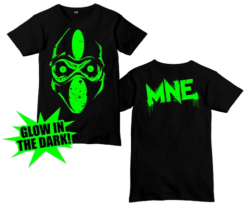 MNE Glow In The Dark Ninja Shirt