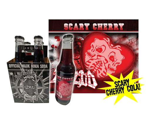 Twiztid Scary Cherry Cola 4 Pack