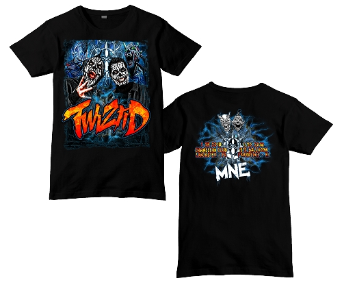 Twiztid January 19th & 20th Event Shirt