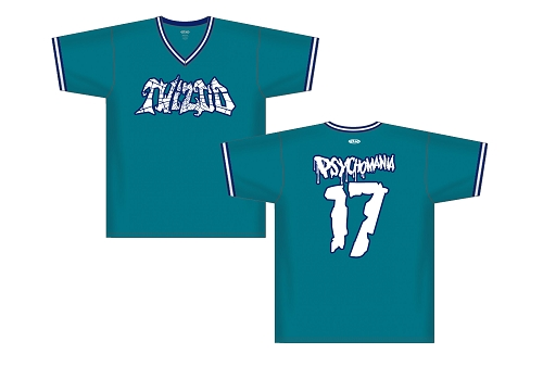 TEAL PSYCHOMANIA PULL OVER BASEBALL