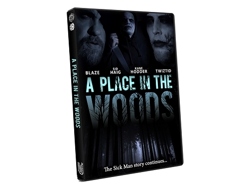 A Place In The Woods DVD