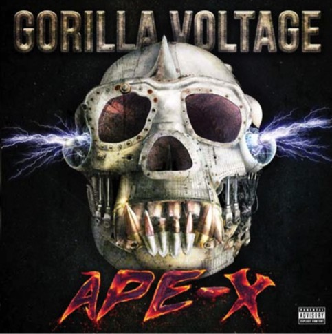 Gorilla Voltage APE-X CD