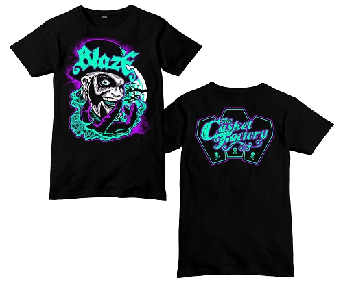 Blaze Midnight Spirits Shirt