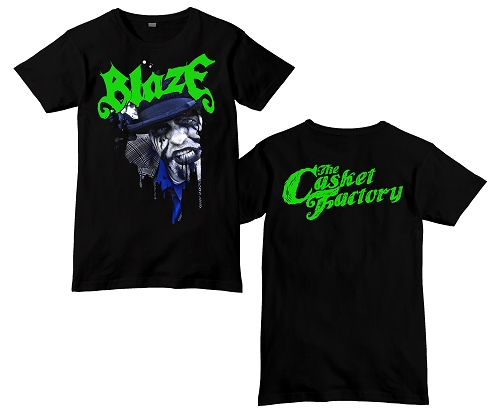 Blaze Breaking Out Shirt