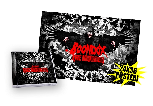 Boondox The Murder Poster Bundle