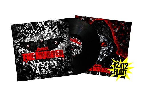 Boondox The Murder 12 Inch Vinyl Bundle