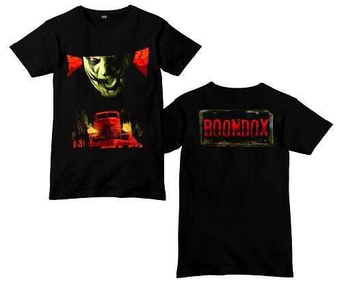 Boondox Jeepers Creepers Shirt