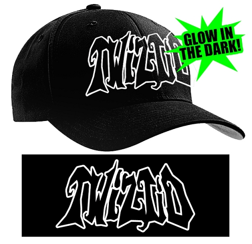 Twiztid Glow In The Dark Logo Flex Fit