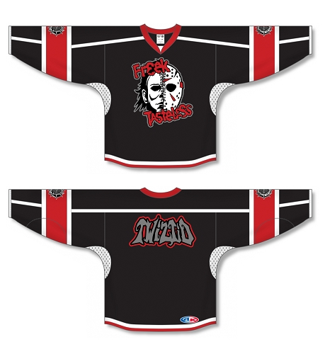 FREEKTASTELESS HOCKEY JERSEY