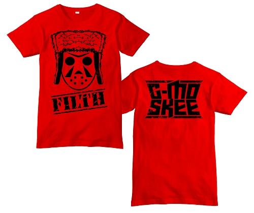 G-Mo Skee Red Filth Shirt