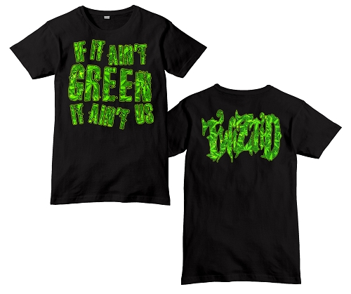 If It Aint Green It Aint Us Shirt