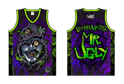 Lex Mr. Ugly Basketball Jersey
