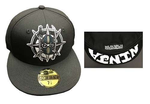 Majik Ninja Entertainment New Era Fitted Hat PREORDER