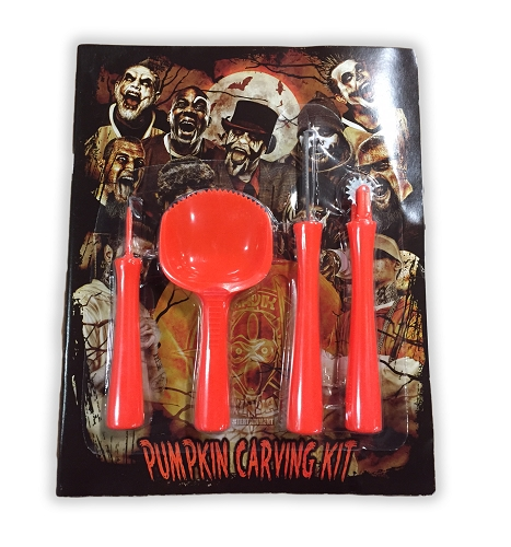 MAJIK NINJA PUMPKIN CARVING KIT