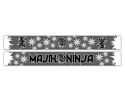 Majik Ninja Entertainment 2017 Microfiber Scarf