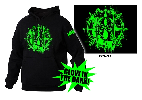 MNE Glow in the Dark Hoodie