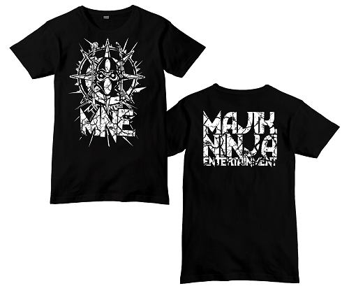 MNE Cracked Logo Shirt