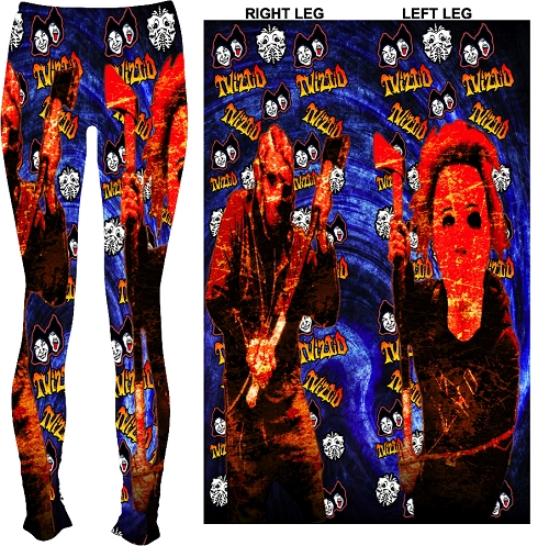 Twiztid Mostasteless Leggings