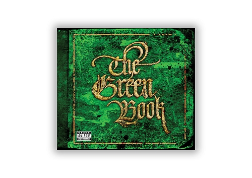 The Green Book Twizitd Shop Exclusive Cover