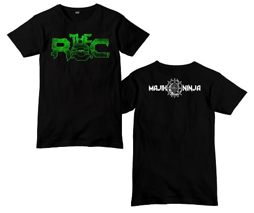 R.O.C. Digital Green Logo Shirt