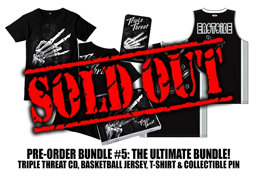 Triple Threat Pre Order Ultimate Bundle #5