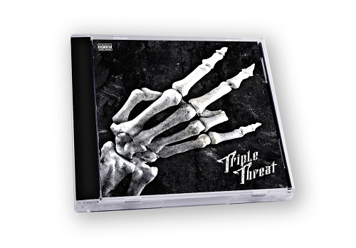 Triple Threat CD