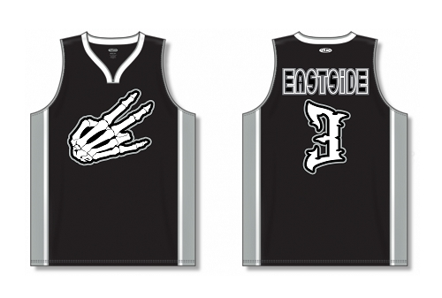 Triple Threat Basketball Jersey