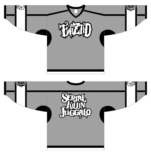 Twiztid Serial Killin Juggalo Hockey Jersey
