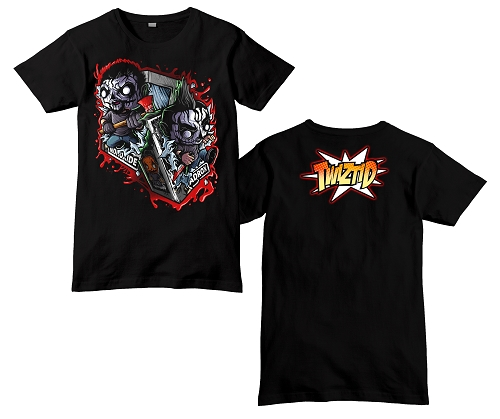 A Twiztid Toy Story Shirt