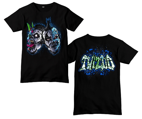 Twiztid Split Personalities Evilution Shirt