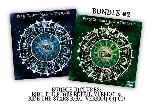 Zodiac Mprint CD Bundle 2