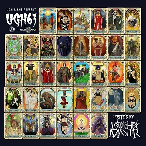 UGH63 Mixtape Hosted by Lex The Hex Master