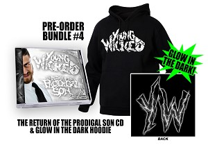 Young Wicked The Return Of The Prodigal Son Pre Order Hoodie Bundle #4
