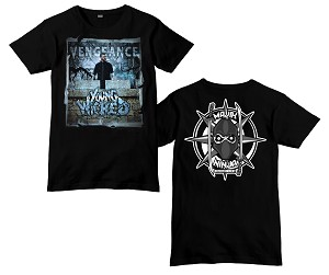 Vengeance Cover Shirt
